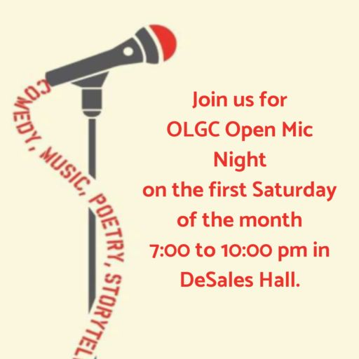 Open Mic Night: Sat. March 2nd