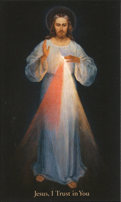 Celebration of the Divine Mercy Feast: April 28th 3pm