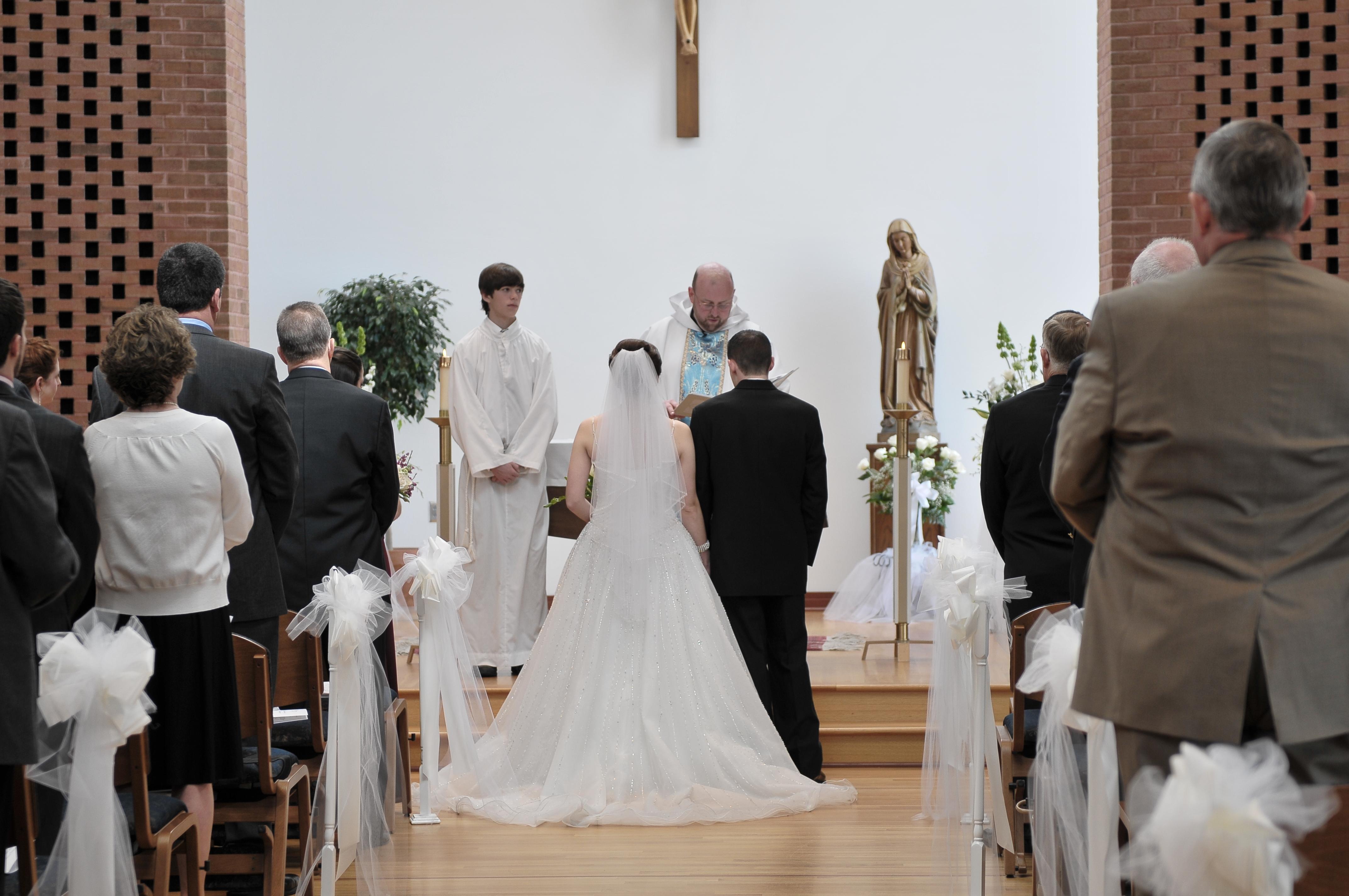 Matrimony Our Lady Of Good Counsel Catholic Church